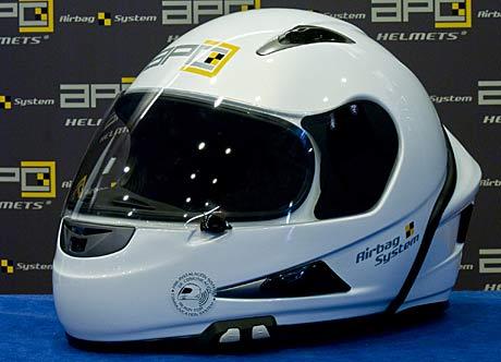 Akhirnya Bisa Digebet Helm Airbag Motorklassikku